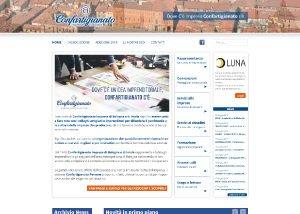 Confartigianato Imprese - Sviluppo Web - Anteprima
