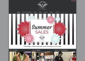 Fashion Street Outlet e Outlet via Larga - Sviluppo Web - Anteprima