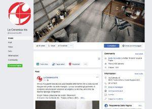 La Ceramica - Social Media - AnteprimaLa Ceramica - Social Media - Anteprima