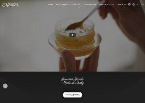 Mantea - Sviluppo Web - Anteprima