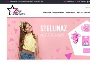Stellazeta - Sviluppo Web - Anteprima