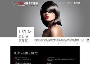 Steve Hair Diffusion- Sviluppo Web - Anteprima