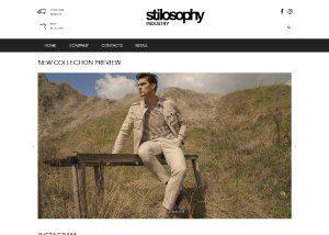 Stilosophy - Sviluppo Web - Anteprima