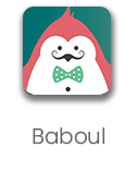 baboul app icon