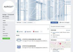 Auriga - Social Media - Anteprima