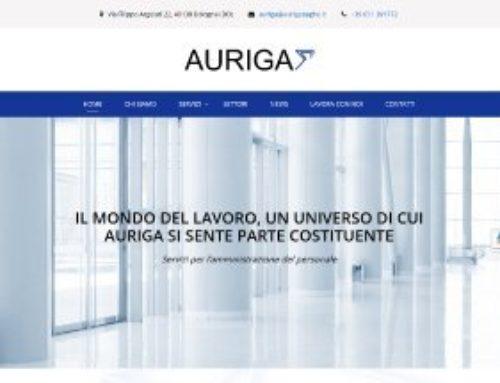 Auriga – Sviluppo Web