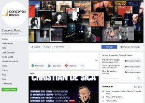 Concerto Music - Social Media - Anteprima