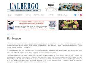 Edihouse - Sviluppo Web - Anteprima