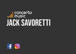Jack Savoretti - Concerto Music - Advertising - Anteprima