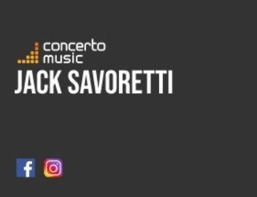 Jack Savoretti (Concerto Music) – Advertising