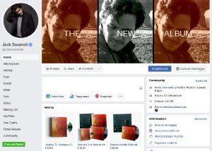 Jack Savoretti - Concerto Music - Social Media - Anteprima