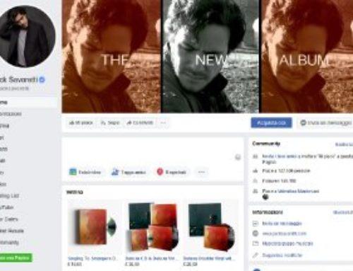 Jack Savoretti (Concerto Music) – Social Media