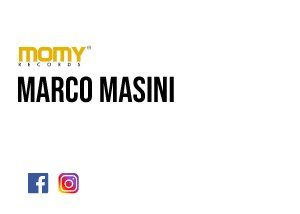 Marco Masini - Momy Records - Advertising - Anteprima