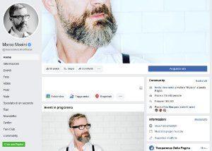 Marco Masini - Momy Records - Social Media - Anteprima