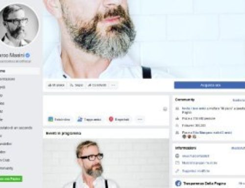 Marco Masini (Momy Records) – Social Media