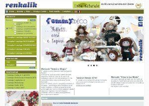 Renkalik - Sviluppo Web - Anteprima