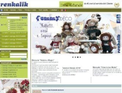 Renkalik – Sviluppo Web