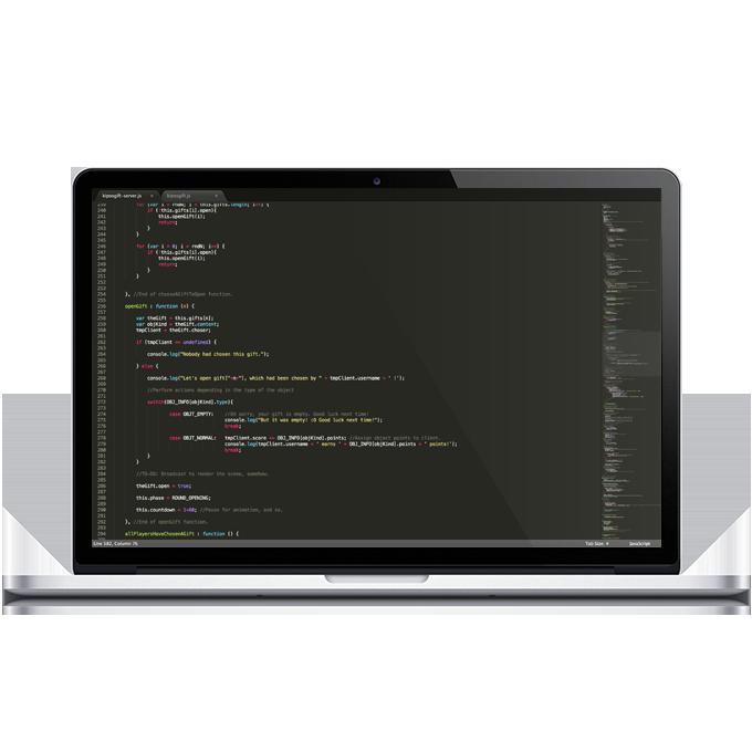 Services - Software Development - Luna Partner