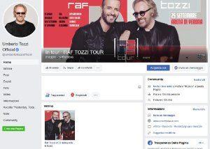 Umberto Tozzi - Momy Records - Social Media - Anteprima
