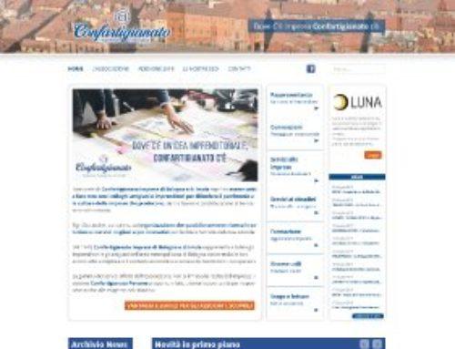 Confartigianato Imprese di Bologna e Imola – Web Development