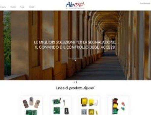 Abexo – Sviluppo web