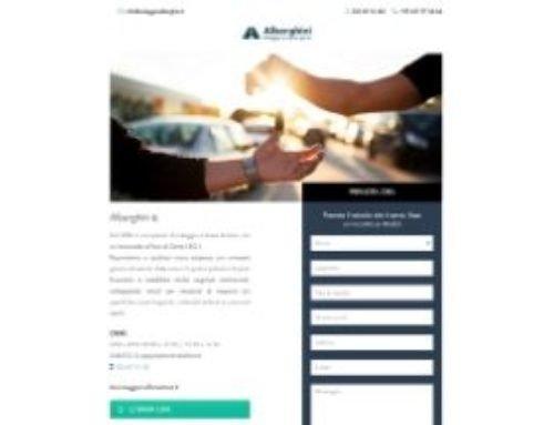Noleggio Alberghini – Sviluppo web