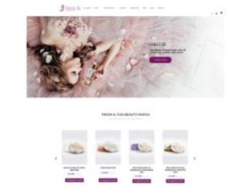 Beauty Life Cosmetici – Sviluppo web