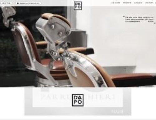 Parrucchieri D'Apò – Sviluppo web