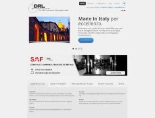DRL – Sviluppo web