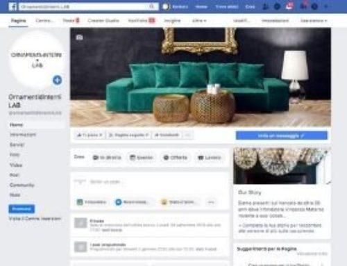 OrnamentidInterniLAB – Social Media